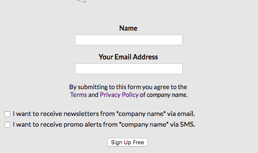 How to Make Your Online Forms GDPR Compliant — EmailMeForm